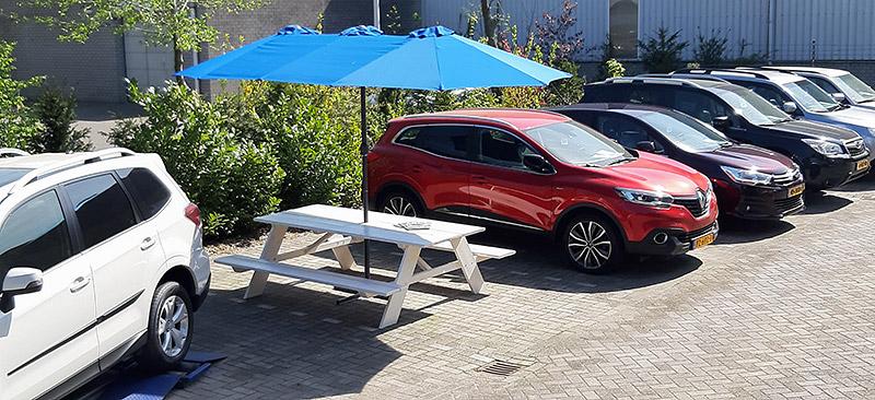 Subaru Kleinwier Koffiehoek Buiten
