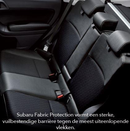 Subaru Fabric Protection